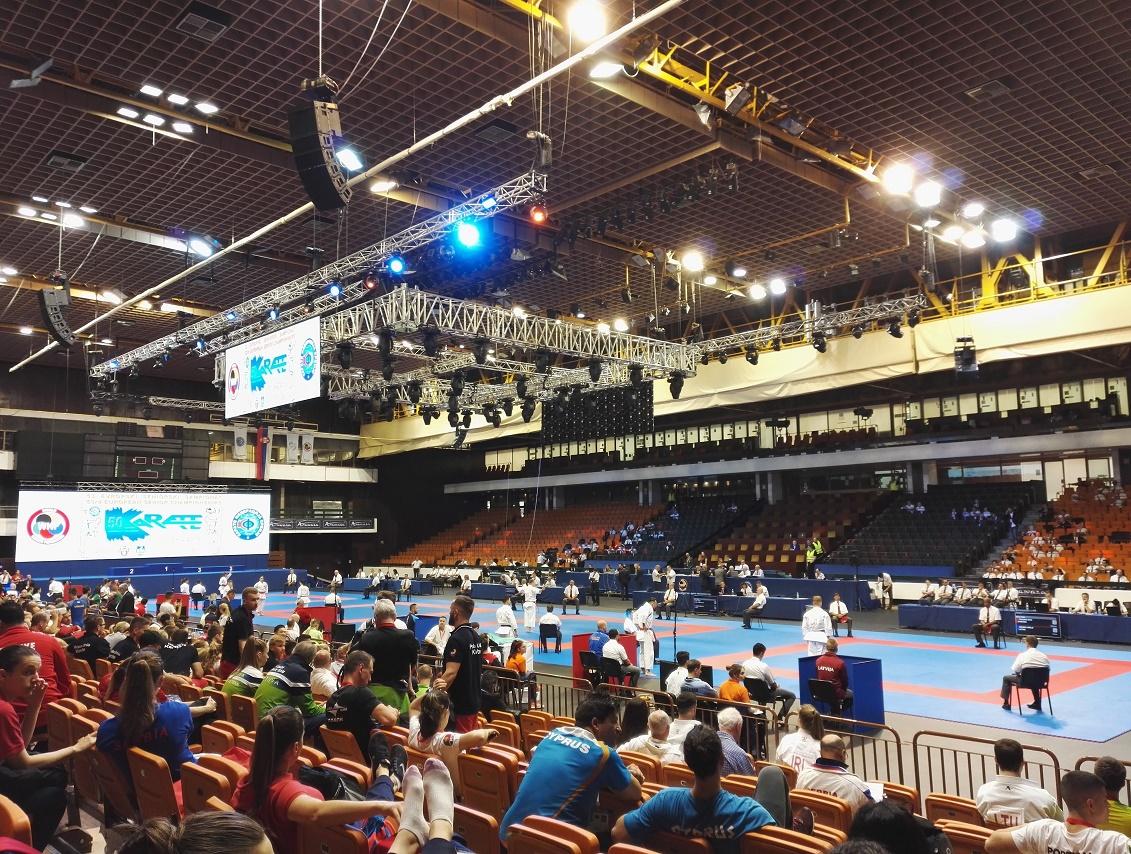 53. Eiropas Senioru WKF karatē čempionāts